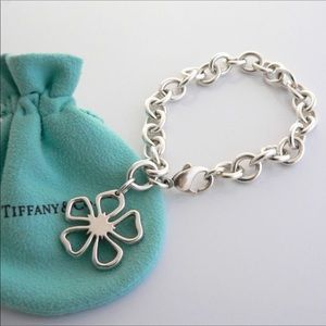 Very rare authority Tiffanys Daisy bracelet